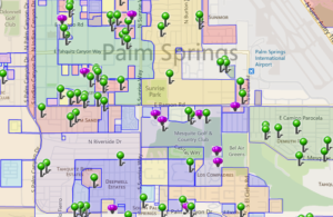 Palm Springs Home Values