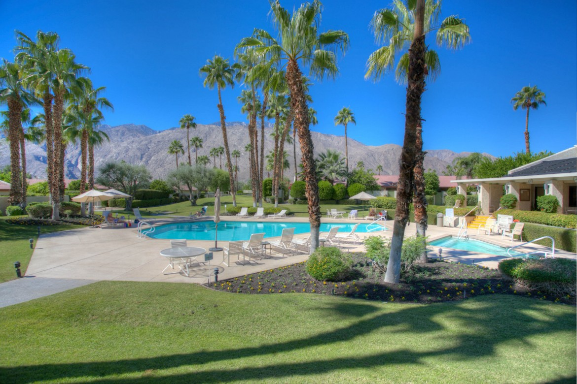 Palm Springs Palm Regency
