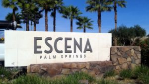 Escena Palm Springs Homes For Sale
