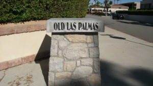 Old Las Palmas Palm Springs Real Estate