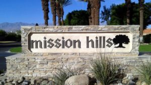 Mission Hills Rancho Mirage Homes For Sale