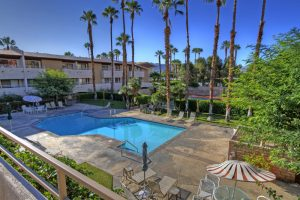 Palm Springs Biarritz Condo For Sale