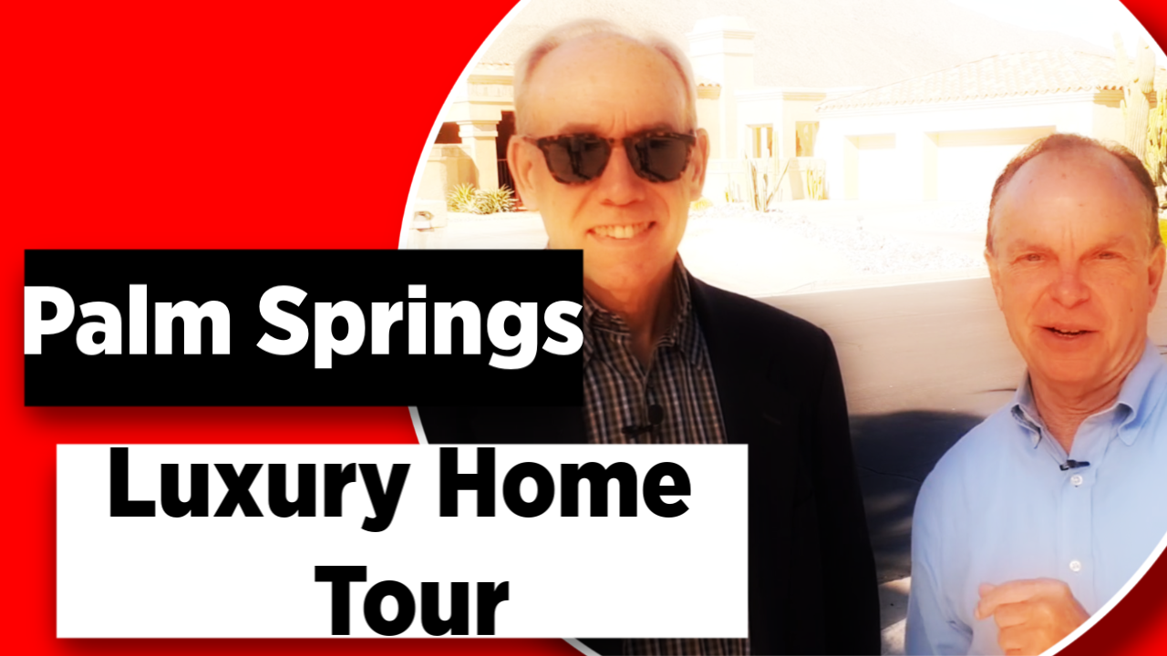 Palm Springs Luxury Home Tour Parc Andreas Neighborhood